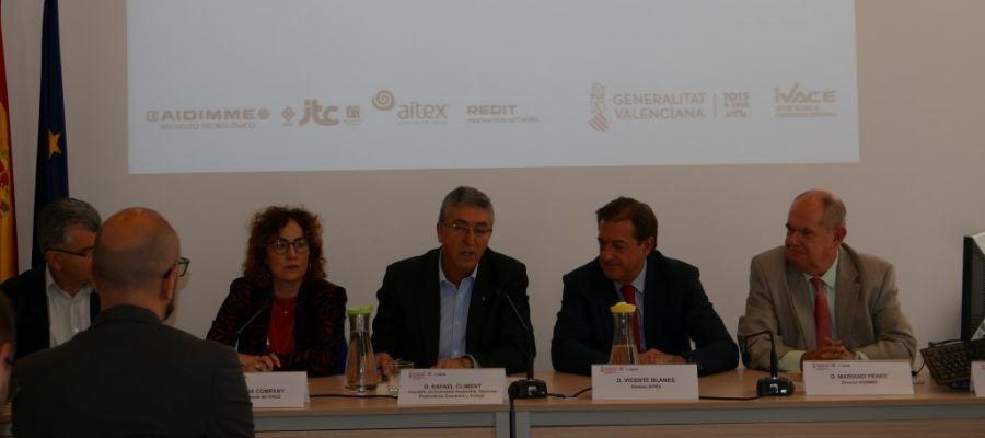 El Conseller de Economía, Rafael Climent presenta en Valencia el Cuaderno de Tendencias del Hábitat