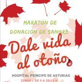 Maratón de sangre