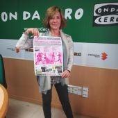 Consuelo García, presidenta de AMACMEC