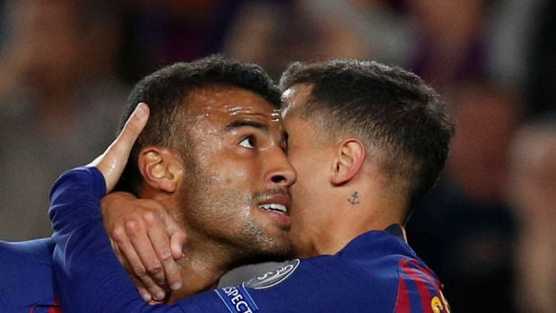 Denis Suárez, Rafinha o los dos saldrán del Barcelona en el próximo mercado invernal