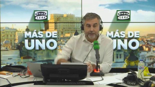 VÍDEO del monólogo de Carlos Alsina en Más de uno 20/11/2018