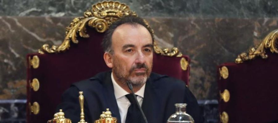 laSexta Noticias 14:00 (20-11-18) Manuel Marchena se descarta como presidente del Consejo General del Poder Judicial reivindicando su independencia