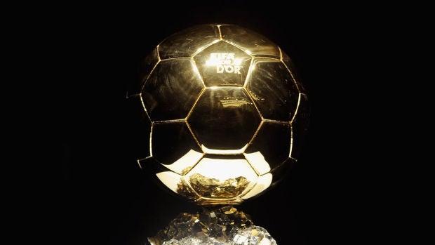 Gala FIFA Balón de Oro (Sección)