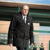 El presidente Generalitat, Quim Torra