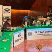 Programa especial de El Transistor en Huesca.