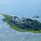Isla danesa de Lindholm