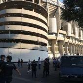 Copa Libertadores en el Santiago Bernbéu.