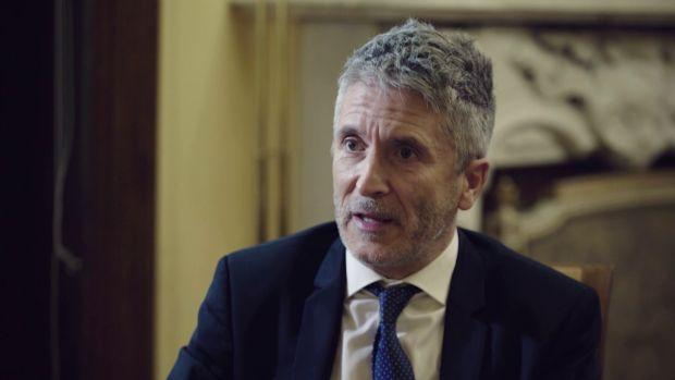 """Jorge Vilas: """"Marlaska ha supuesto un desencanto porque nada de lo que prometió a los funcionarios de prisiones lo ha cumplido"""""""