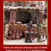 La I Feria del Belén se celebra del 5 al 7 de diciembre