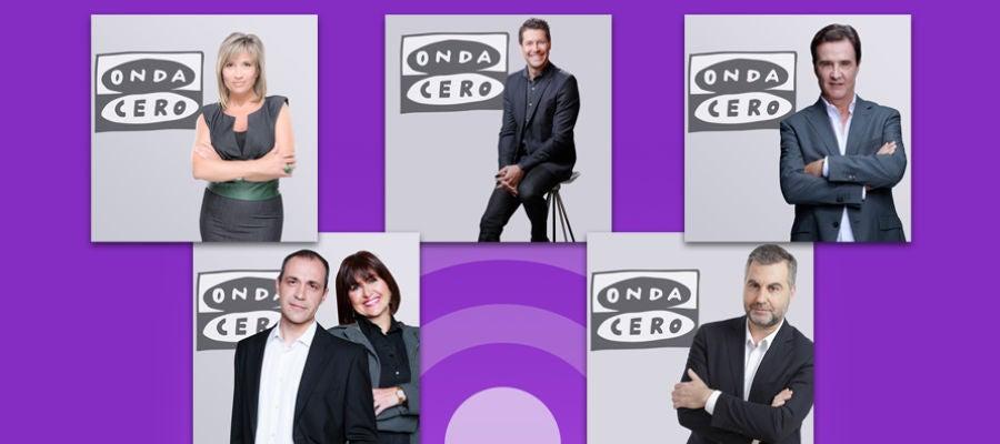 Los programas de Onda Cero, entre los mejores podcast de 2018 en iTunes
