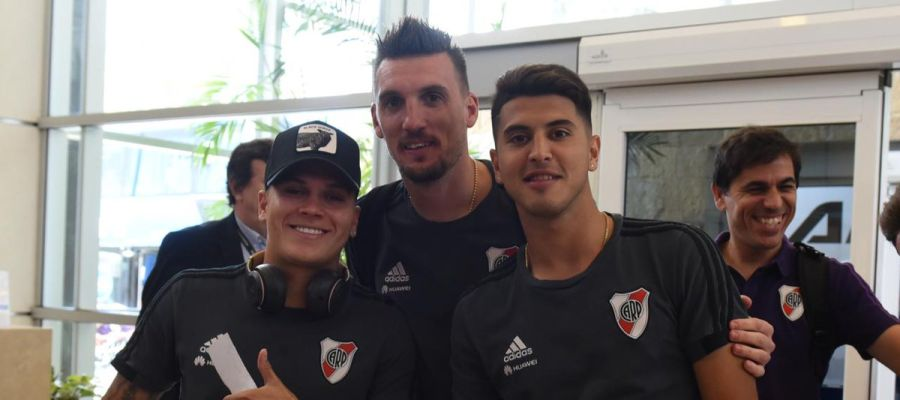 Jugadores de River Plate