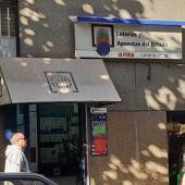 Administración de Lotería Nº 18 de Elche