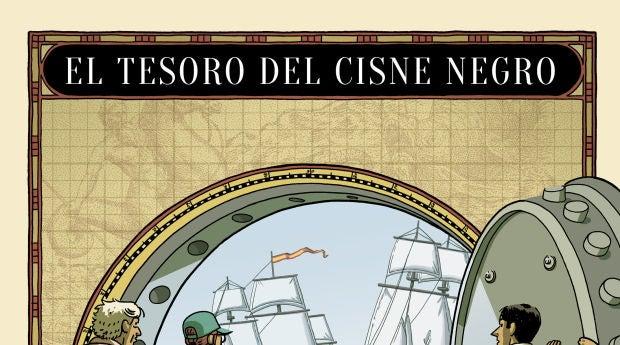La Cultureta 5x14: Intrigas, viñetas y el tesoro hundido del barco La Merced