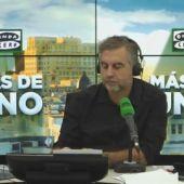 VÍDEO del monólogo de Carlos Alsina en Más de uno 07/12/2018