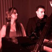 Carles y Sofía, el dúo perfecto al piano