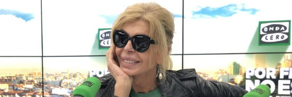 """Bibiana Fernández: """"Todos los vestidos de lentejuelas que tengo son mis adornos navideños"""""""