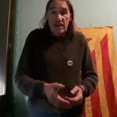 El fundador del grupo terrorista Terra Lliure llama a ocupar el Parlament el día 21