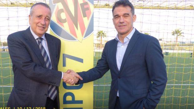 """Luis García: """"El Villarreal tiene que estar más arriba, pero lo importante es sumar y salir de donde estamos"""""""