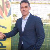 Luis García Plaza, nuevo entrenador del Villarreral.