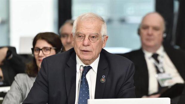 """Borrell censura las palabras de Torra sobre el caso esloveno: """"Parece que está llamando a una insurrección"""""""