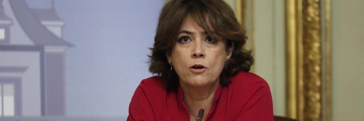 """Dolores Delgado: """"Vox tiene una forma de hacer política basada en el insulto"""""""