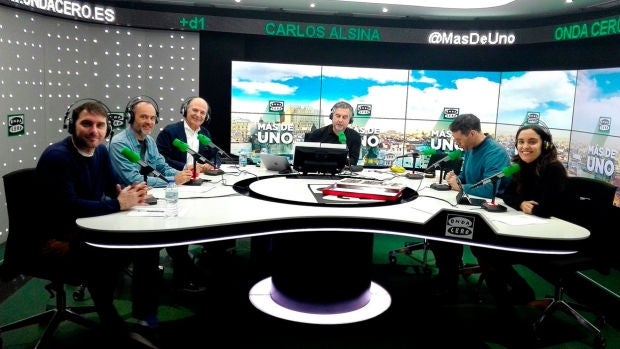 La España que madruga: Rubén Amón amenaza a los oyentes para que le regalen cosas