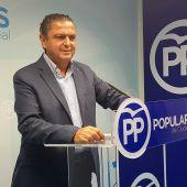 José Alberto Martín-Toledano, diputado del PP