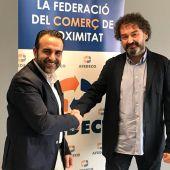 Rafael Ballester cede la presidencia de AFEDECO a Antoni Gayà