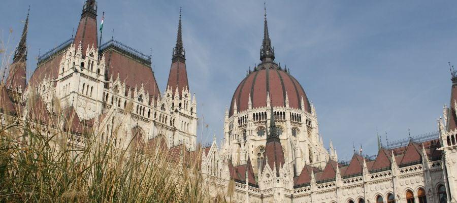 El Parlamento de Budapest (Hungría)
