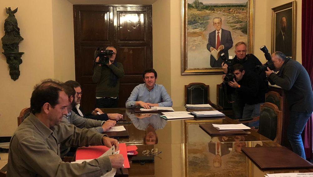 Comisión de Gobierno Abierto y Participación en el Ayuntamiento de Castellón.
