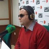 Lorenzo Villahermosa, durante la entrevista en Onda Cero