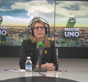 """Elsa Artadi ve una """"provocación"""" la fecha escogida para el consejo de ministros de Barcelona"""
