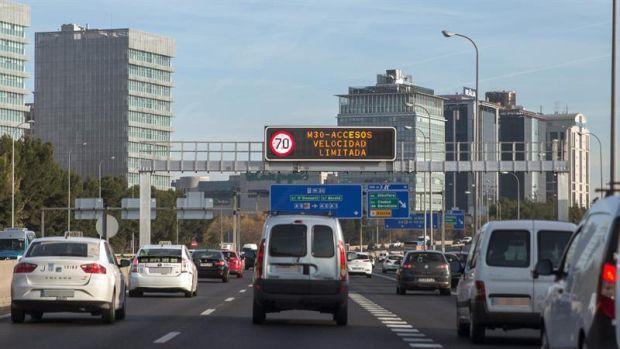 Protocolo anticontaminación en Madrid