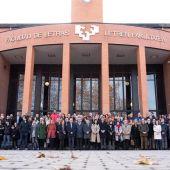 Facultad de Letras de la Universidad de Vitoria