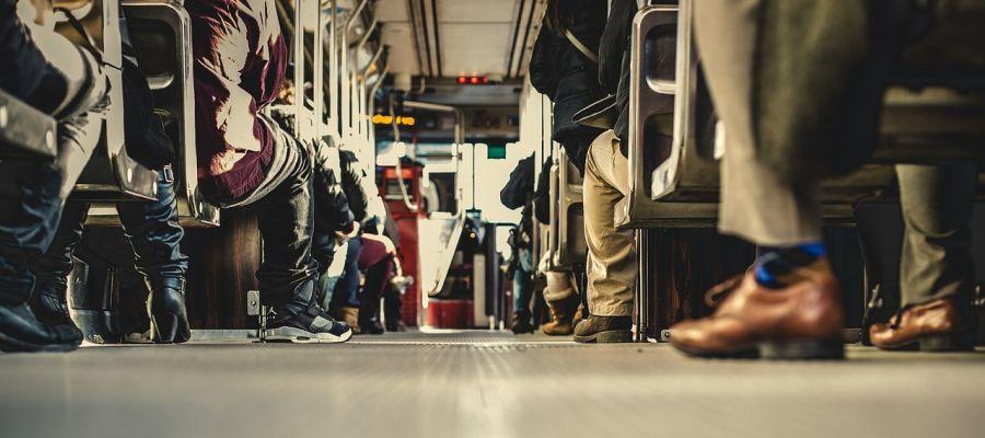 Imagen de archivo: transporte público.
