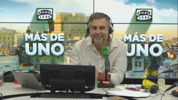 """Monólogo de Alsina: """"Iglesias rompió amarras con su mentor chavista, como lo hizo con Syriza, Varoufakis y su piso de Vallecas"""""""