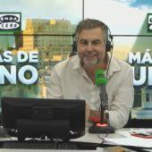 VÍDEO del monólogo de Carlos Alsina en Más de uno 14/12/2018