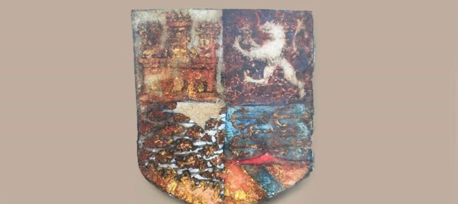 Escudo de armas de Cristóbal Colón