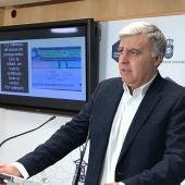 Pedro Martín, concejal del PP en el Ayuntamiento de C.Real