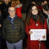 Kiko Mestre y Blanca Pou, periodistas de Diario de Mallorca y Europa Press