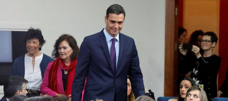 laSexta Noticias 20:00 (28-12-18) Pedro Sánchez saca pecho por su gestión al frente del Gobierno y advierte: Quiere agotar la legislatura