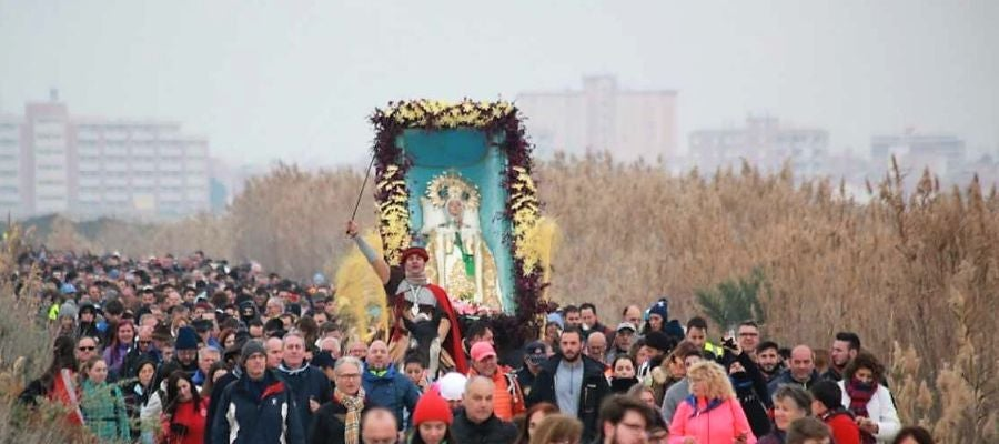 Romería de la Venida de la Virgen de Elche de 2018