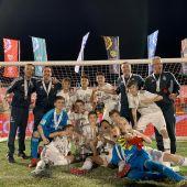Real Madrid gana LaLiga Promises