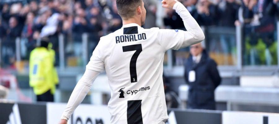 Deportes Antena 3 (29-12-18) Un doblete de Cristiano Ronaldo da la victoria a la Juventus ante una valiente Sampdoria