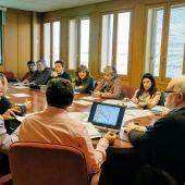 Reunión de la Comisión Provincial de Urbanismo