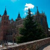 Vista exterior de la diócesis de Astorga