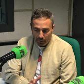 Óscar Cano , técnico del CD Castellón
