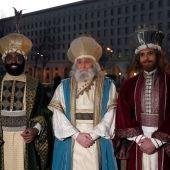 Los Reyes Magos en la Cabalgata de 2019