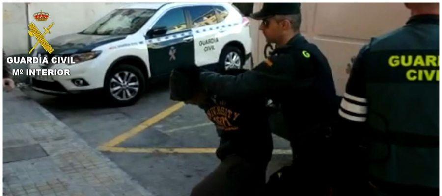 Uno de los detenidos por la agresión sexual en Callosa