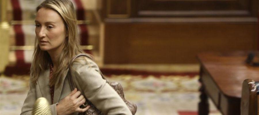 Andrea Fabra, exdiputada del Partido Popular e hija de Carlos Fabra, expresidente de la Diputación.